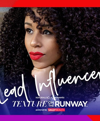 Get Ready With MoKnowsHair for Texture On the Runway
