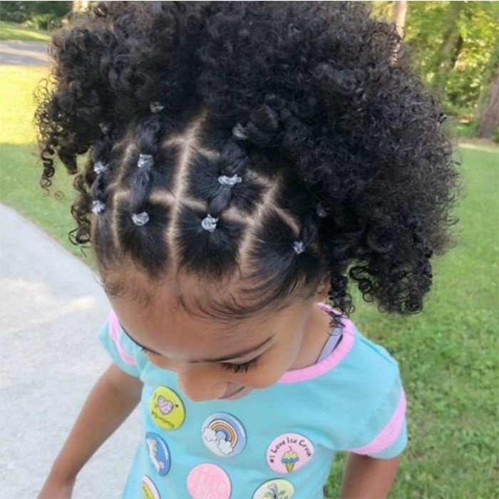 Wondrous 15 Kid Friendly Curly Hairstyles Naturallycurly Com Natural Hairstyles Runnerswayorg