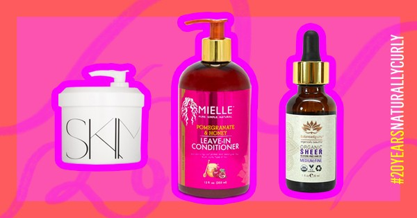 Best 20 Styling Products For Type 3 Curls