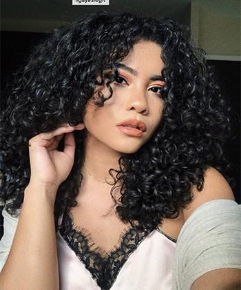 Texture Tales: This is How Ligaya Styles Her Beautiful Voluminous Curls