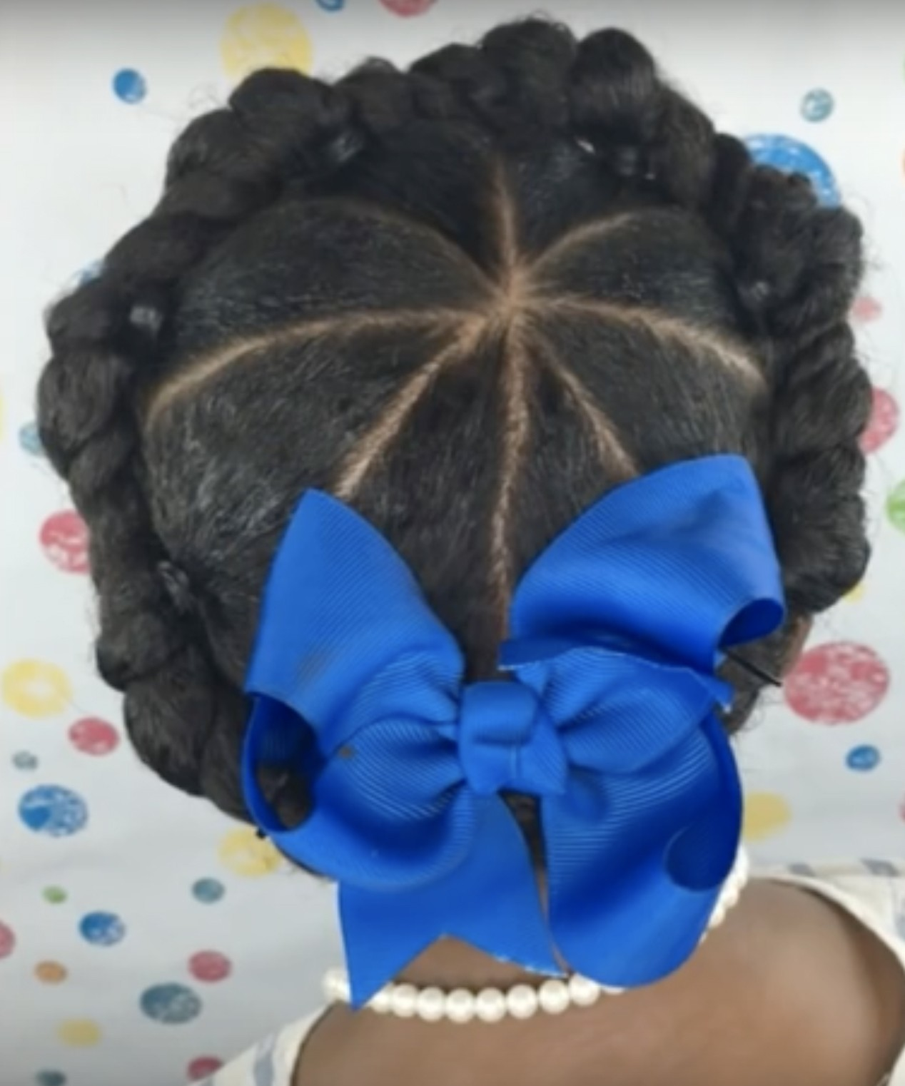 15 Back to School Natural Hairstyles For Curly Kids