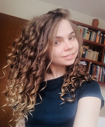 Texture Tales: Franciska on How the Curly Girl Method Saved Her Curls