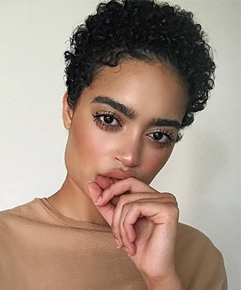 8 Hairstyles To Rock While You're Growing Out Your Short 3B Hair