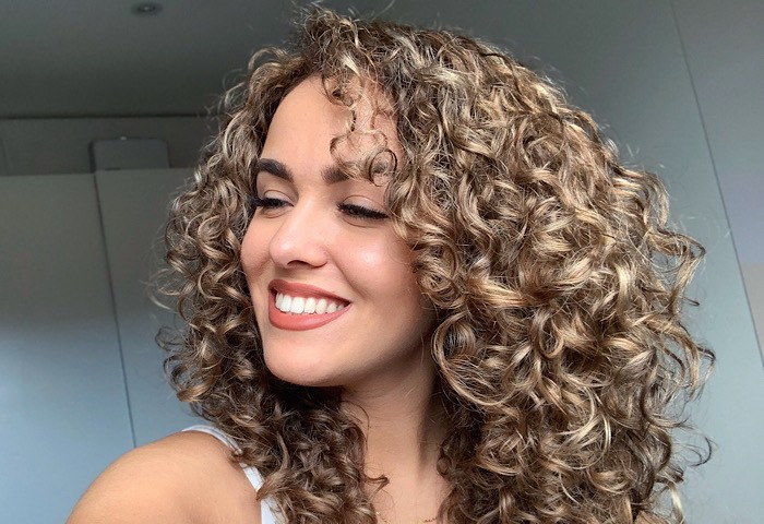 Texture Tales: Gabi on Putting Her Straightener Away to Embrace Her Curly Hair