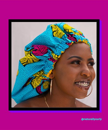The Best Bonnets for Sleeping with Natural Hair