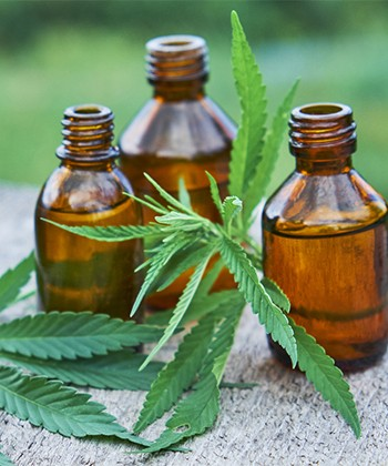 Why CBD Oil is in So Many Hair Products Right Now
