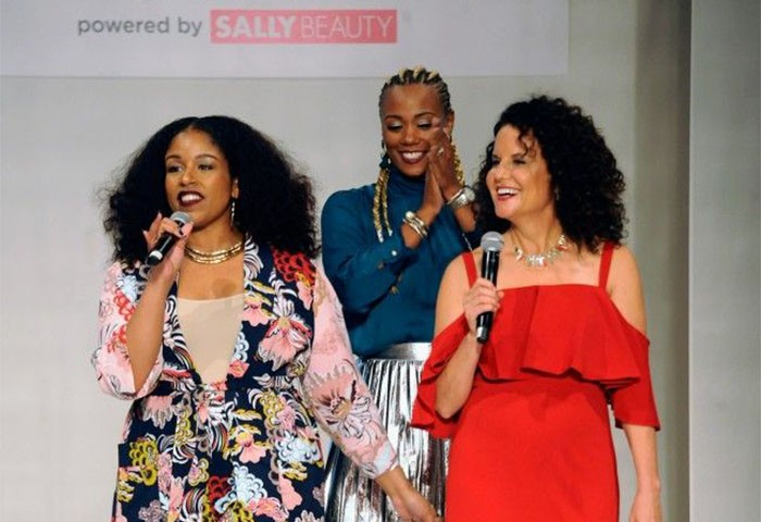 Texture on the Runway: Idea Sparked by Frustration Surpasses Wildest Dreams