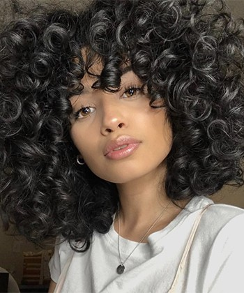5 of The Most Flattering Hair Cuts for Curlies