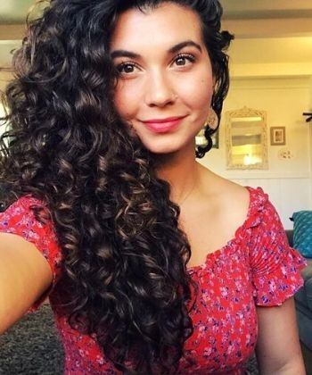 Texture Tales: Ashley Shares the Most Empowering Moment of her Curly Hair Journey