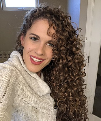 Texture Tales: Amber Shares Her Curly Girl Essentials and Tips for Definition
