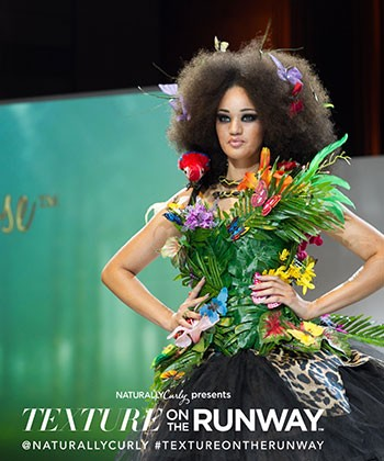 We Make Runway Moves: Natural Hair is Queen at Texture on the Runway 2018