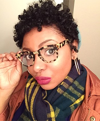 Texture Tales: Tiffany Tells Us Why She Decided To Big Chop
