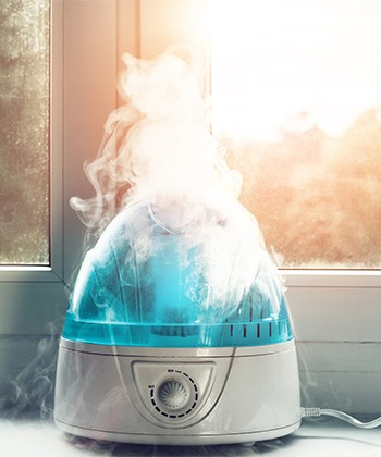 How to Use A Humidifier to Help Your Hair in Winter