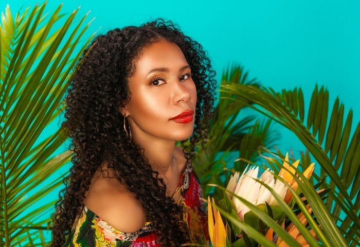 Lulu, of Bomba Curls, Shares her Dominican Hair Secrets & How She is Redefining Beauty Standards