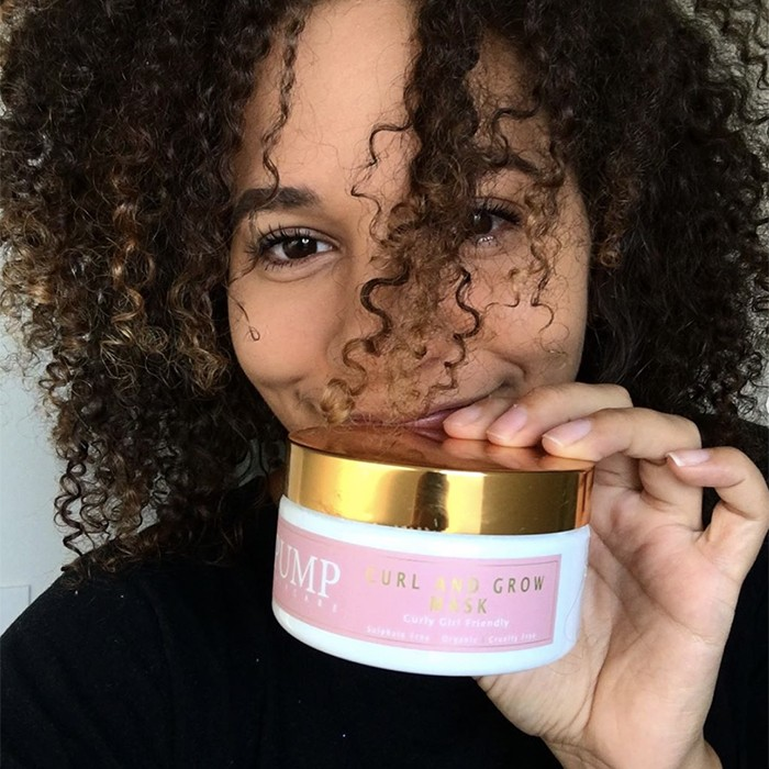 Pump Haircare Is The Curly Girl Method Approved Collection To Add To Your Must Try List Naturallycurly Com
