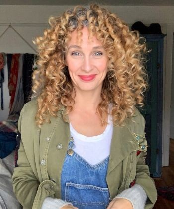 Texture Tales: Kirsty on How Embracing Patience Helped Her Love Her Curls