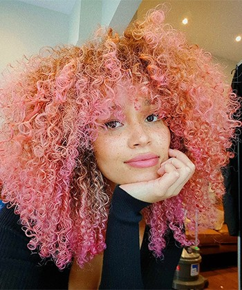 How to Achieve Pastel Hair Color Without The Commitment