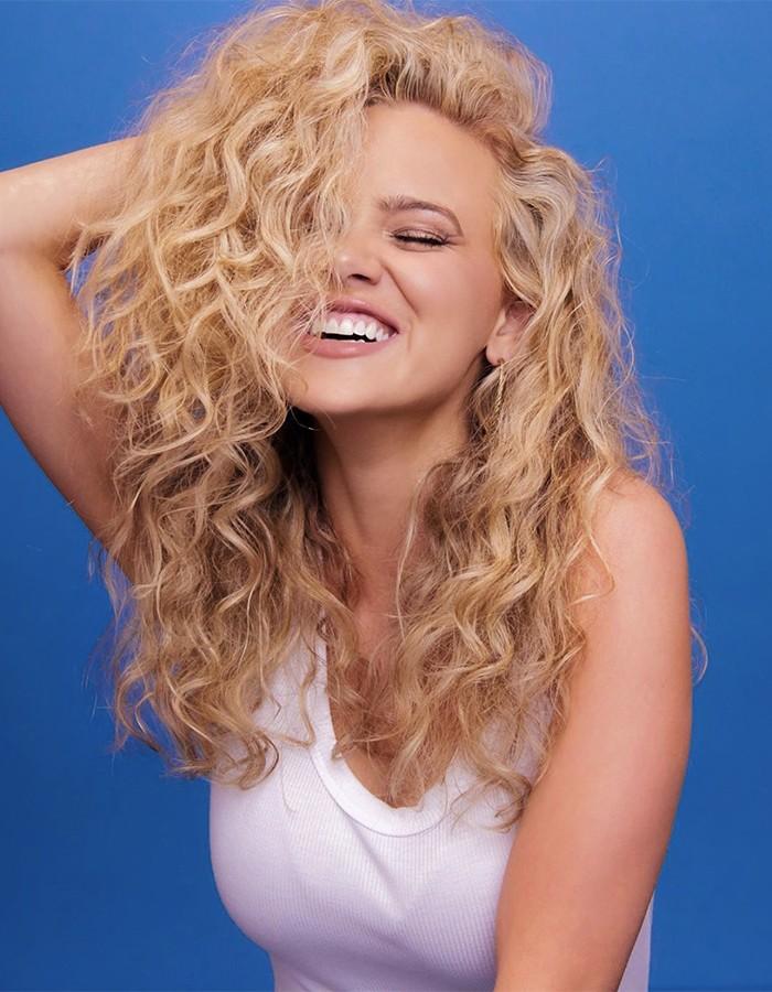 Refresh wavy hair 700