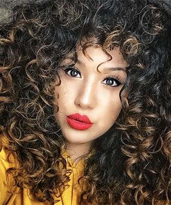 Texture Tales: Catherine Tell Us the Curly Girl Advice We All Need to Hear