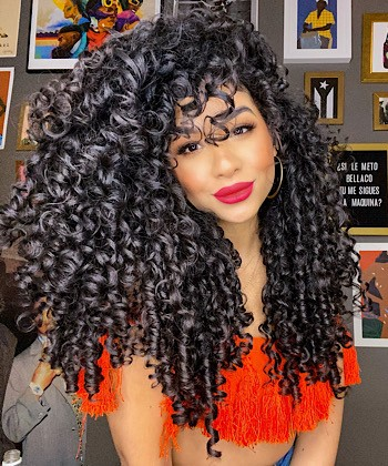 Texture Tales: Gaby Shares Her Tips on How She Achieved Healthy Curly Hair