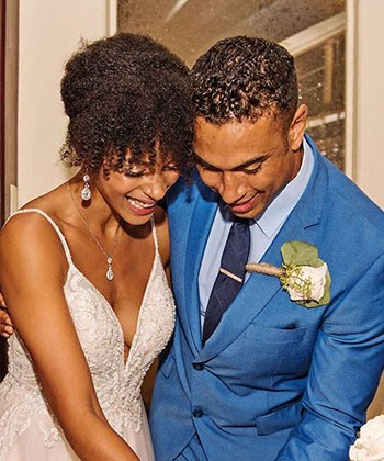 14 Bridal Hairstyles for Natural Hair