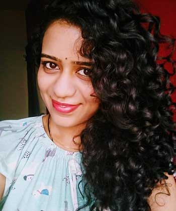 Texture Tales: Archana's Curly Hair Journey in India
