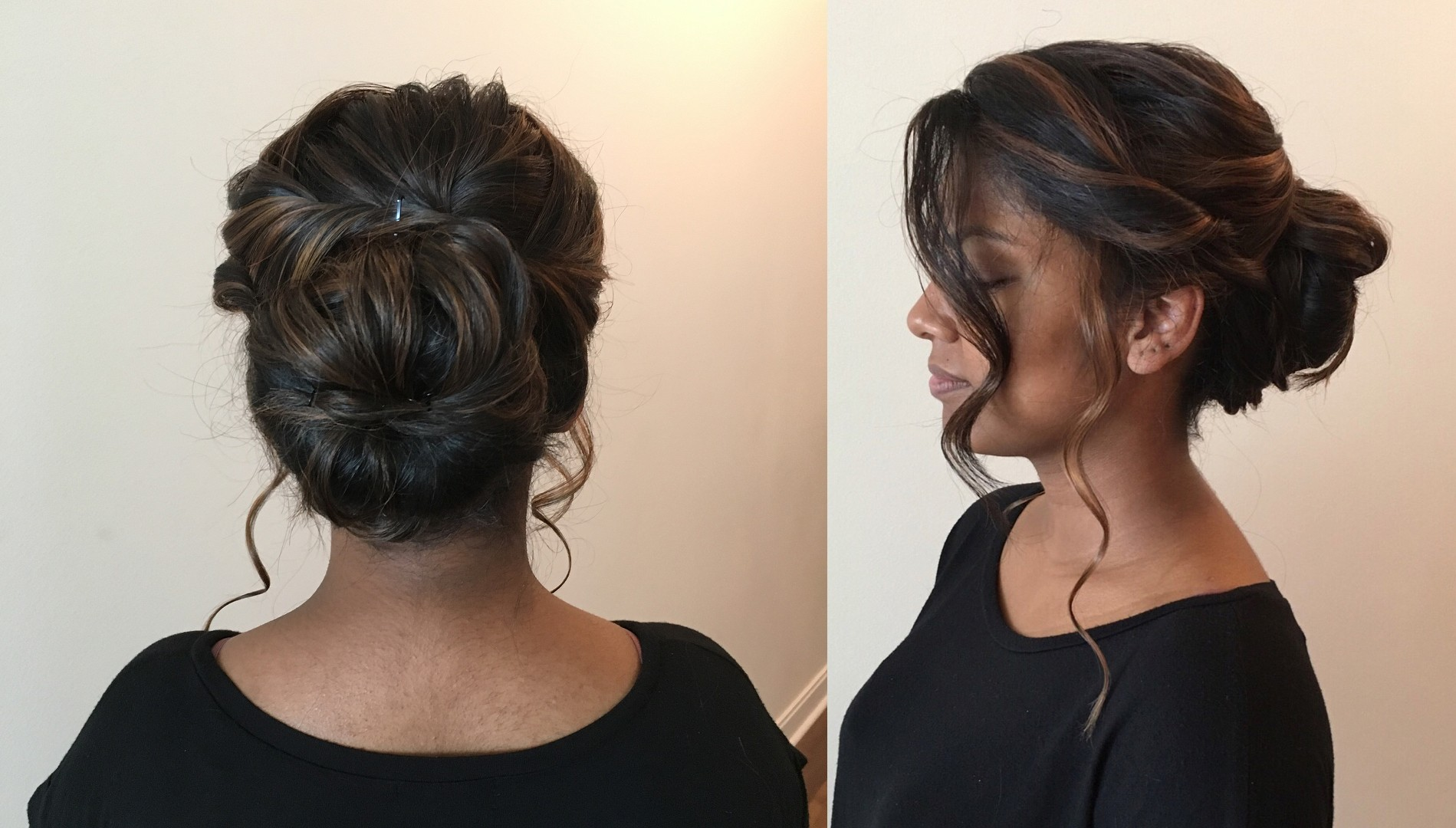 Sockbun twist
