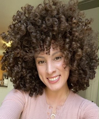 Texture Tales: Candice Shares Her Top Tips for Defined and Voluminous Curls
