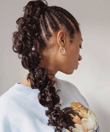 15 Cute & Quick Protective Styles for Natural Hair