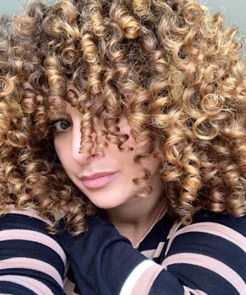 Texture Tales: Gloria on How She Recovered her Damaged Curly Hair