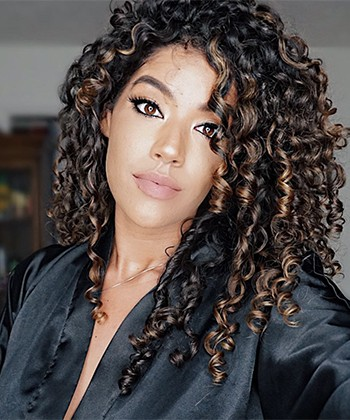 Texture Tales: Felicia Shares Her Curly Girl Essentials for Healthy Hair