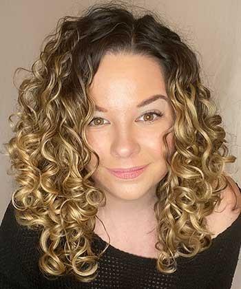 Texture Tales: How Ashley Overcame Bleach Damage