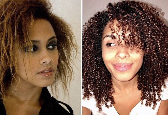 Texture Tales: Vicki on How She Overcame Heat Damage + a Bad Color Job to Loving Her Beautiful Curls