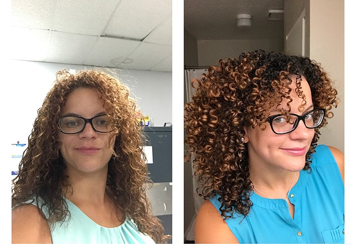Texture Tales: Franciely on Becoming Her Own Curl Crush