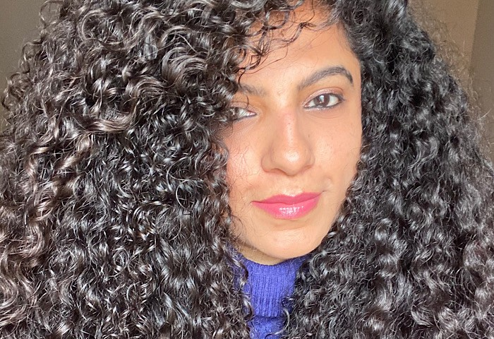 Texture Tales: Growing up in India, Jui Shares How She Learned to Embrace Her Curly Hair