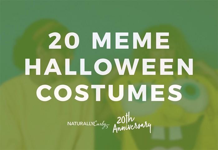 20 Meme-Inspired Halloween Costume Ideas
