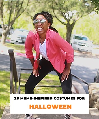 20 Meme-Inspired Halloween Costume Ideas