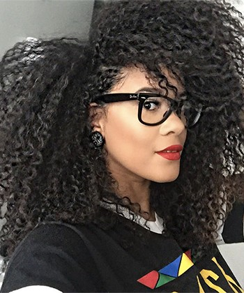 Texture Tales: Samantha Shares Her Natural Hair Journey and Tips for Healthy Hair