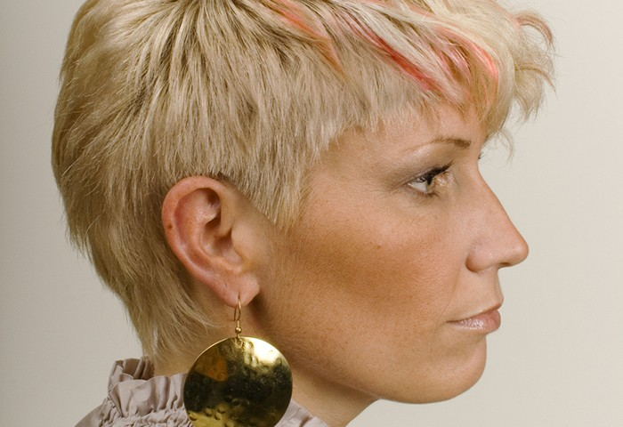 How to Rock Your Pixie Cut at an Awkward Length