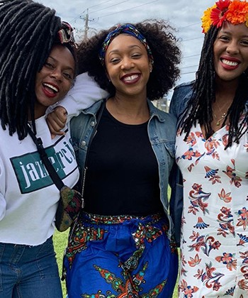 This Texas Natural Hair Festival Gives Naturalistas a Place to Celebrate Their Locs