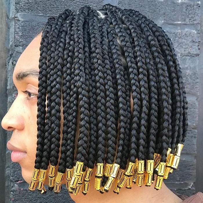 Surprising Braided Bob Hairstyles Naturallycurly Com Schematic Wiring Diagrams Amerangerunnerswayorg