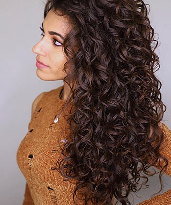 Ayesha's Pre-Poo Recipe for Bouncy, Shiny Waves & Curls
