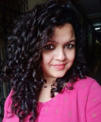 Texture Tales: Nisha on Creating Her Own Beauty Standards By Loving Her Curls