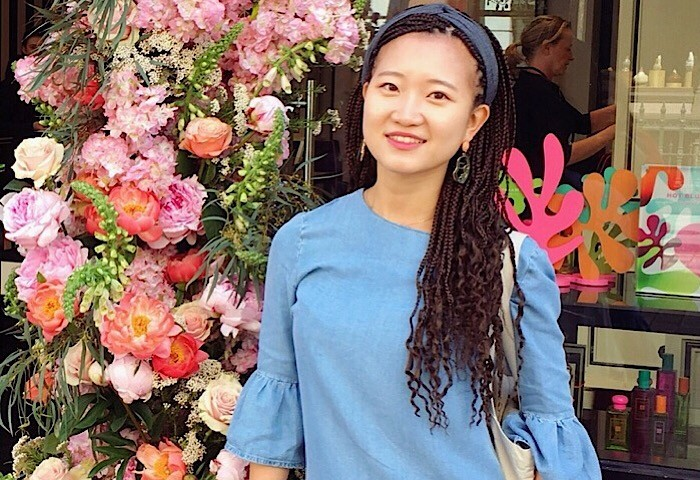Texture Tales: Reina on Changing the Narrative for Asian Women with Curly Hair