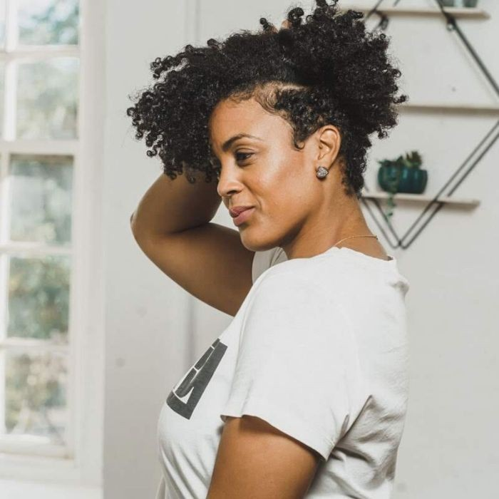 6 Tips On How To Grow Out Your Tapered Curly Haircut Naturallycurly Com