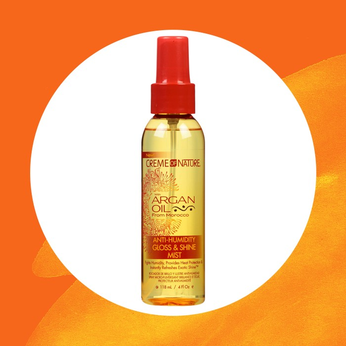 creme of nature argan oil