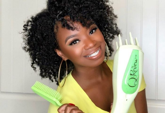 5 Reasons to Steam Your Natural Hair