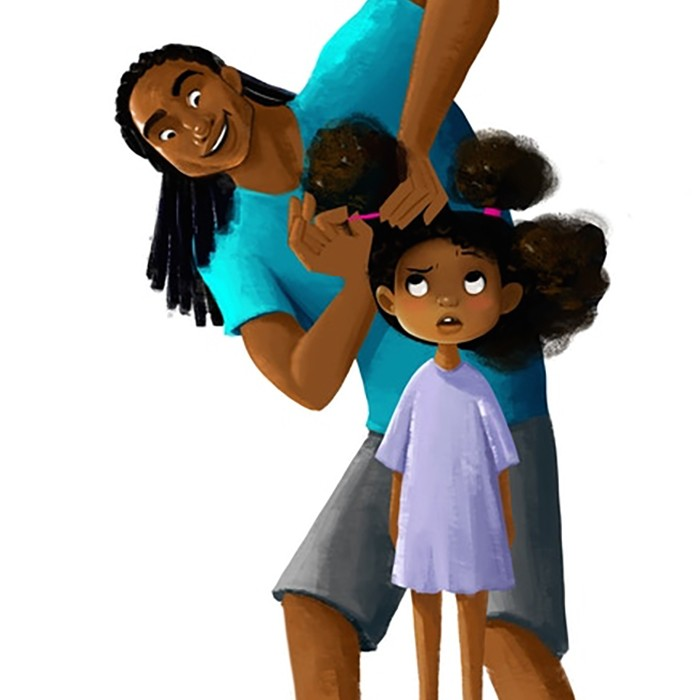 The First Animated Film About Natural Hair You Must See Hair Love Naturallycurly Com