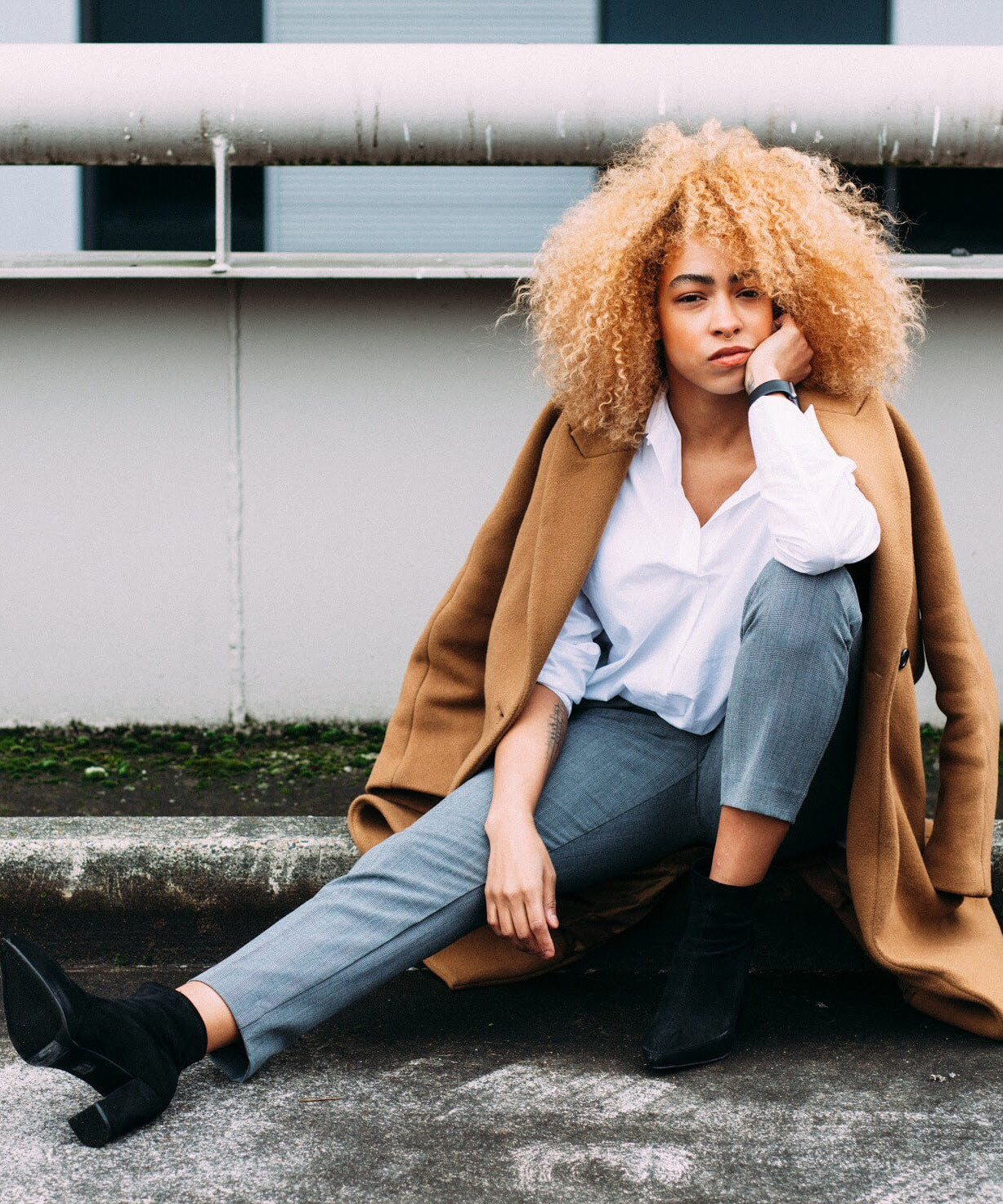 How to Bounce Back from Bleached & Damaged Curly Hair