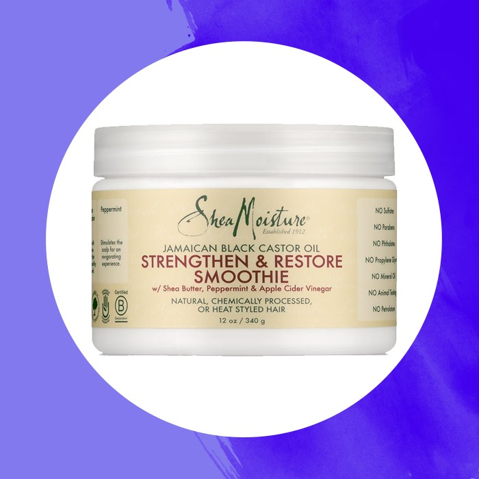 SheaMoisture Strengthen & Restore Smoothie